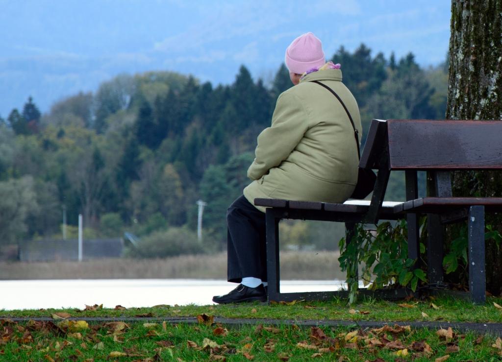 советское время одинокие пожилые люди фото нострадамус